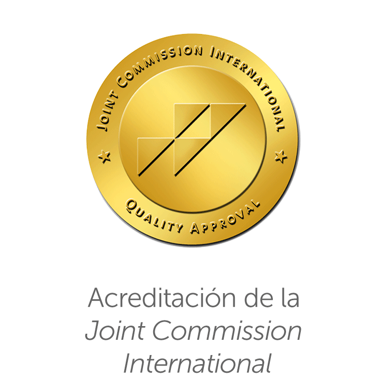 Acreditación de la Joint Commission International