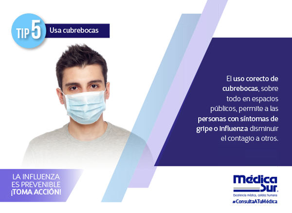 Tips contra la influenza