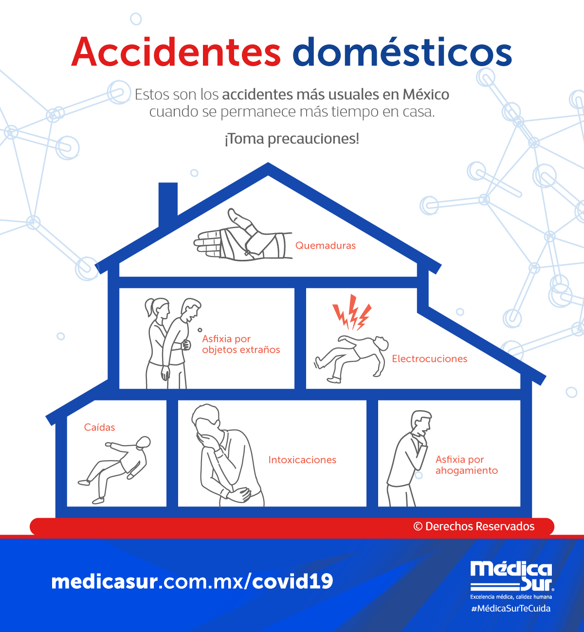 Accidentes domésticos